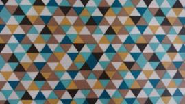 Driehoekjes, groenblauwig