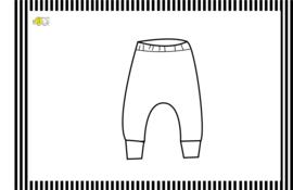 Skinny broekje