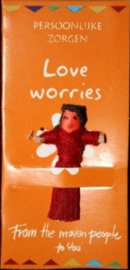 Maya Love worries