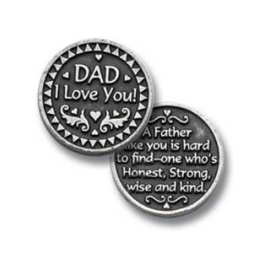 Muntje Pap ik hou van je