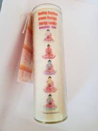 Healing Boeddha kaars