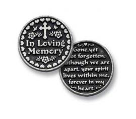 Muntje In liefdevolle herinnering