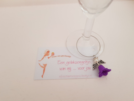 Wine, Champagne Charms