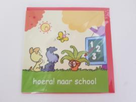 Woezel en Pip Hoera! naar school