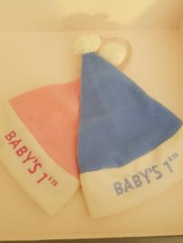 Kerstmutsje Baby's 1st
