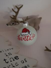 Superleuke Kerstbal Santa