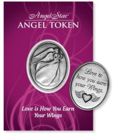 Love is Angel token