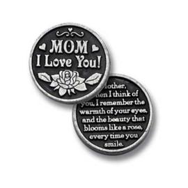 Muntje Mam ik hou van je