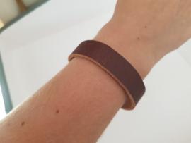 Leren Armbanden Diverse kleuren