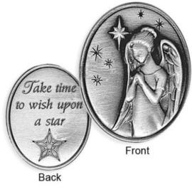 Doe een wens muntje