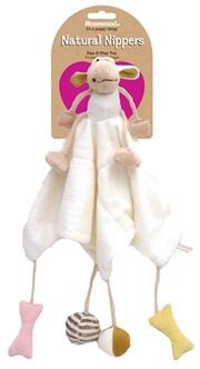 ROSEWOOD PUPPY SPEELDOEK 40,5X9X4 CM