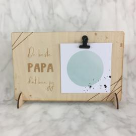 Clipboard - de beste papa