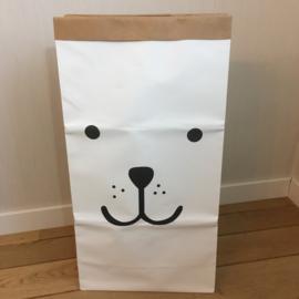 Paperbag met snoet