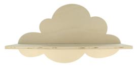 houten rekje wolk