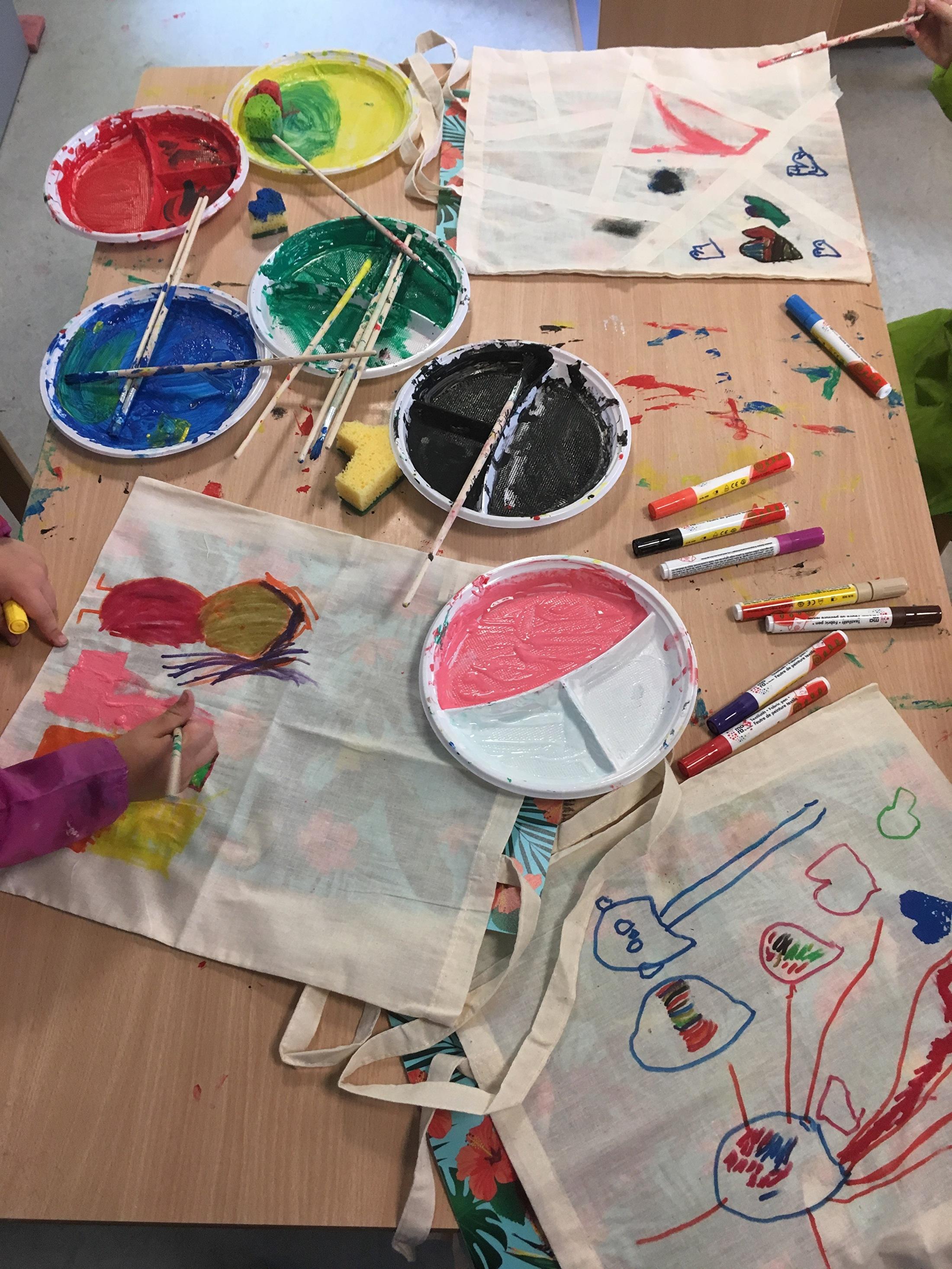 Workshop voor kinderen 1