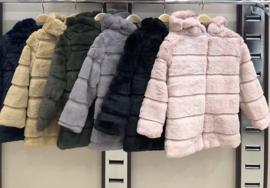 Fluffy jas