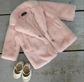 Fluffy jas ( 3 kleuren)