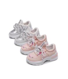 Croco sneakers