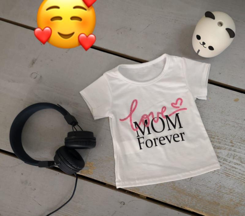Love mom pink