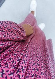 DORA rétro dress fuschia