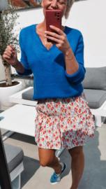 AUDREY sweater royal blue