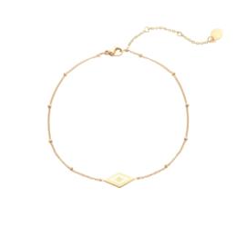 SPARKLE bracelet gold