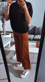 LINDE jeans camel