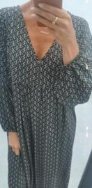 DORA rétro dress khaki