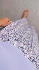 FLOWER GARDEN 2 skirt lilac