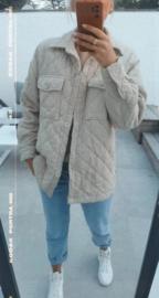 THE PERFECT AUTUMN jacket beige