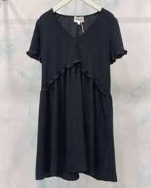 MANUELLE loose dress black