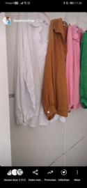NAPOLI tetra blouse camel