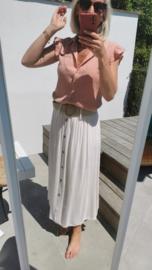 LANIE skirt soft pink