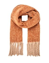 COZY scarf camel