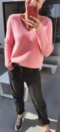 HANNAH sweater pink