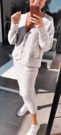 EVERLY supersoft cardigan soft grey