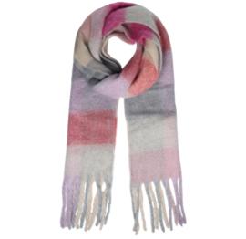 COLDER DAYS scarf lilac