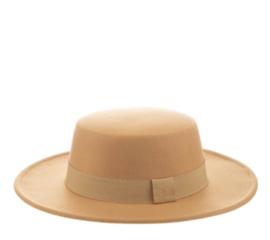 BUYorCRY autumn hat camel