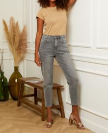 GEISJE mom pants jeans grey