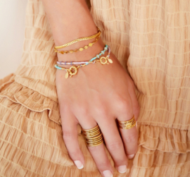 TREASURE bracelet gold
