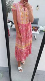 RAFAEL dress pink
