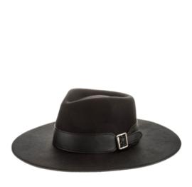 JOHANNA autum hat black