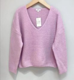 MARTHE super soft sweater soft lilac
