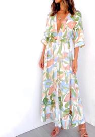 SUNNY BEACH dress white