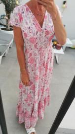 RAMONA dress pink