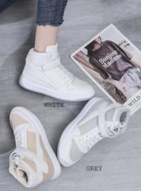 LIES 3  sneakers white