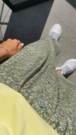MADELIEF skirt green