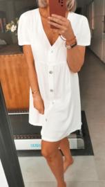 MARIONNE dress white