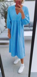 BOHO BABY maxi dress blue