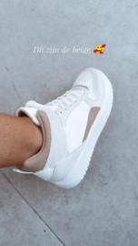 LIES 2 sneakers beige